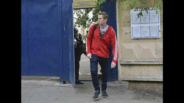 """Navalny: """"Fatevi arrestare durante i Mondiali, Putin ha messo a lucido le prigioni"""""""