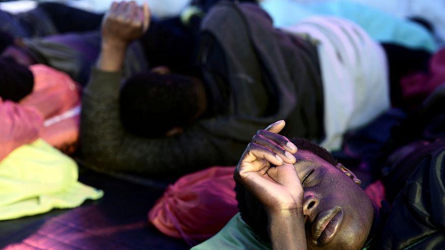 Soutenir les migrants à bord de l'Aquarius
