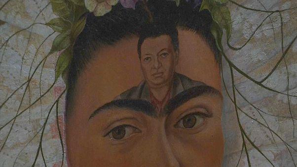 Frida Kahlo - die Behinderte, die sich nicht behindern ließ