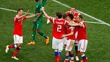 Un festival de buts russes ouvre le Mondial