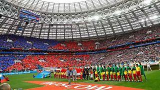 Mondiali 2018: Russia- Arabia Saudita 5-0