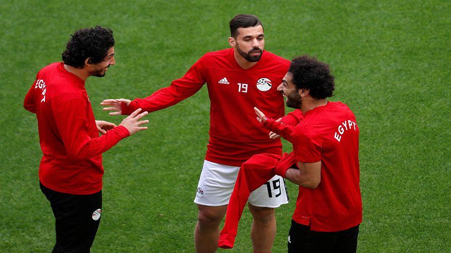 المنتخب المصري يسعى نحو الفوز الأول في تاريخ المونديال