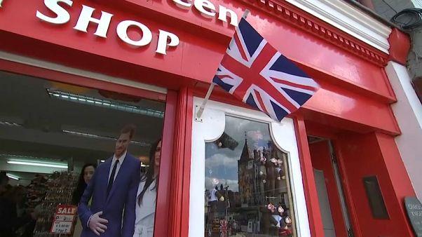 Las ventas minoristas en el Reino Unido se disparan en mayo