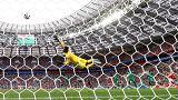 Rusia arrolla a Arabia Saudí en el partido inaugural del Mundial