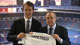 Lopetegui à frente do Real Madrid