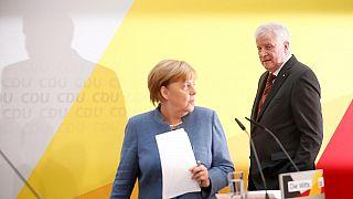 Wehrlose Kanzlerin oder Seehofers Harakiri? Die Presseschau zum Asylstreit