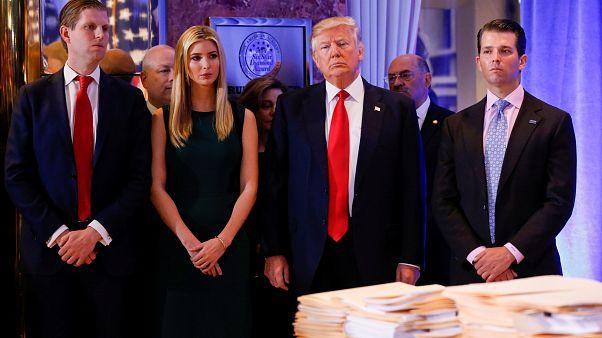 Procuradora de Nova Iorque processa Trump