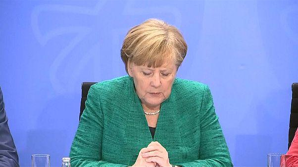 Angela Merkel enfrenta nova crise política
