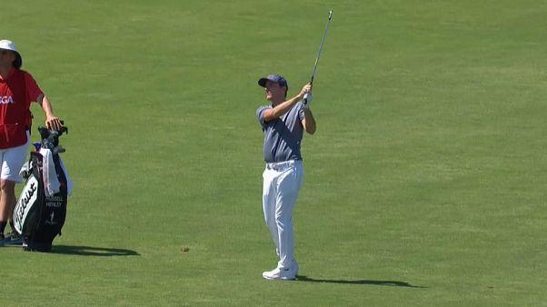 Amerika Açık Golf Turnuvası başladı