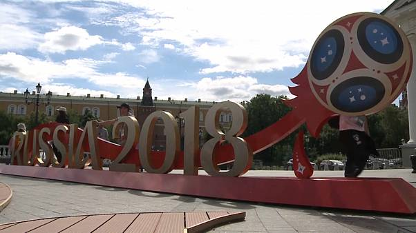 Russia hopes hosting the World Cup will inspire young players