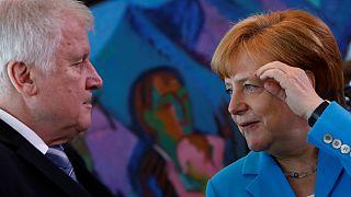 صدراعظم و وزیر کشور آلمان