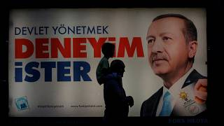 Рейтинг Эрдогана — меньше 50%