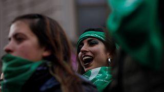 Un pas historique vers l'avortement en Argentine