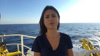 """Crónica desde el Aquarius: """"Dos personas murieron ahogadas durante el rescate"""""""