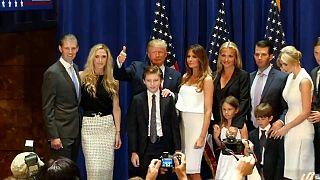نيويورك تحظر على ترامب وأبنائه العمل في المؤسسات الخيرية