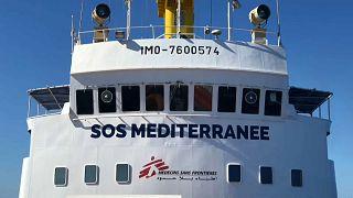 """Rettungsschiff """"Aquarius"""": Verunsicherte Flüchtlinge, hilflose Helfer"""