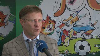 Анохин: «Чемпионом может стать Бельгия»