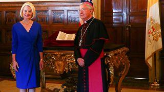 الولايات المتحدة الأمريكية تعيد خطابا تاريخيا نادرا لكولومبوس إلى الفاتيكان