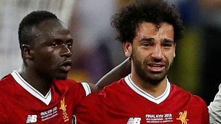 محمد صلاح خارج تشكيلية المنتخب المصري أمام أوروغواي