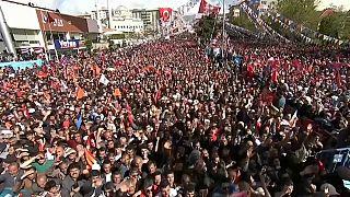 Turkey: Erdogan facing a tough election