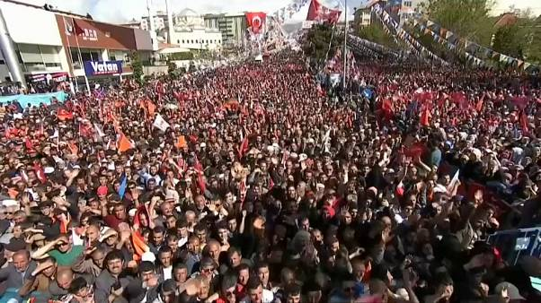 Turkey: Erdogan facing a tough election