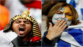 مونديال 2018: منتخب أوروغواي يفوز على نظيره المصري بهدف لصفر