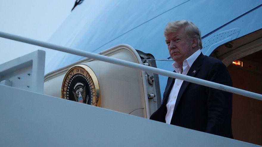 Donald Trump védővámot vet ki a kínai termékekre