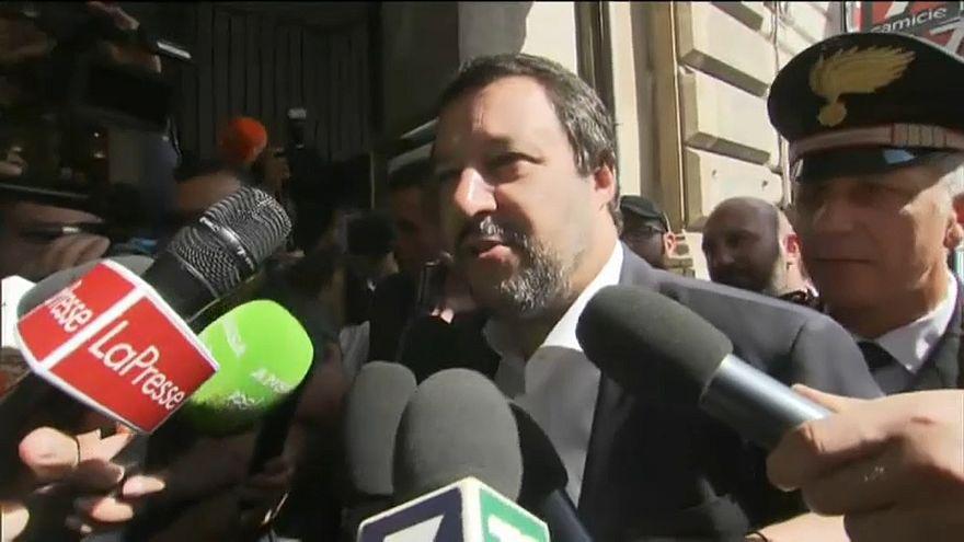 """Маттео Сальвини """"взрывает"""" Сеть"""