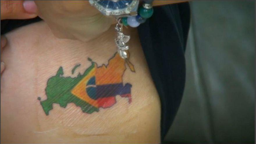Mondiali: il binomio tra calcio e tatuaggi