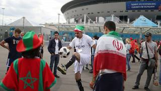 World Cup 2018: Iran beats Morocco 1-0