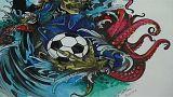 Le foot aussi en tatoo