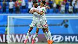 پیروزی ایران مقابل مراکش