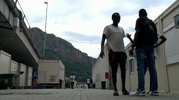 Мигранты: между Италией и Францией