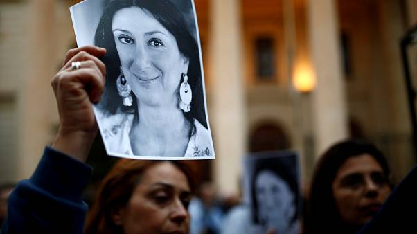 EU piles pressure on Malta over journalist murder