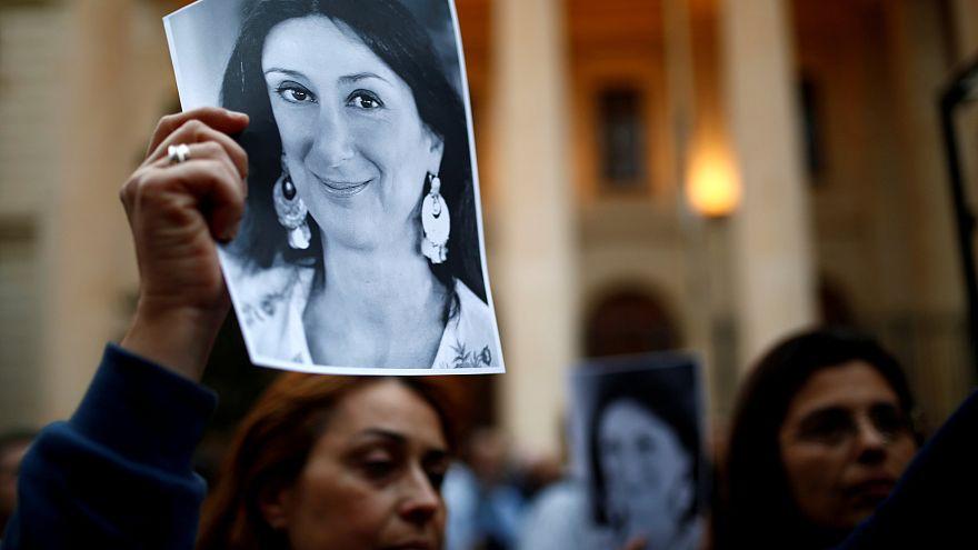 EU piles pressure on Malta over journalist murder