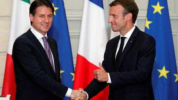 Fransa ve İtalya arasındaki diplomatik kriz çözüldü