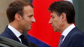 L'apaisement entre la France et l'Italie