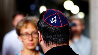 Climate of fear as antisemitism rises in Europe