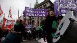 Κλίμα πόλωσης στην Αργεντινή ενώ προχωρά η νομιμοποίηση των αμβλώσεων