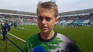 Football for Friendship profile: Jonty, New Zealand