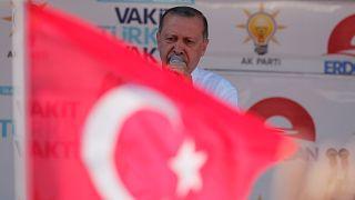 La diáspora turca empieza a votar