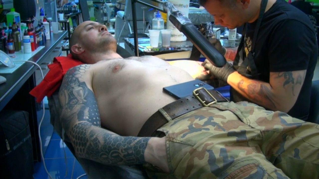 La fiebre de los tatuajes en el Mundial de Rusia