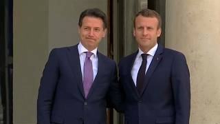 Париж и Рим - за отказ от Дублинского регламента