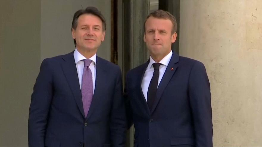 France and Italian leaders agree Dublin regulation policy should change