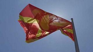Γενέθλια διαμαρτυρία στις Πρέσπες για VMRO