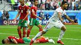 Öngóllal nyert Irán Marokkó ellen