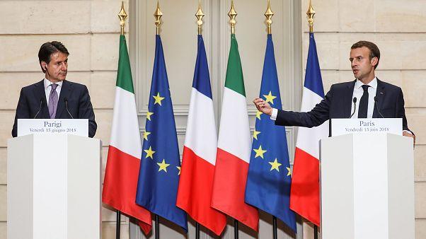 L'apaisement entre Paris et Rome