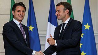 Olasz-francia javaslatok a menekültválság megoldására