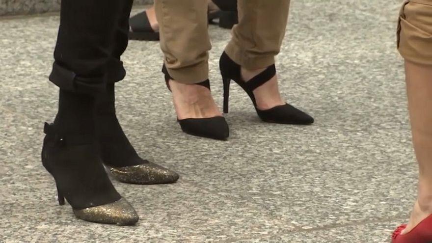 Lawyers in heels