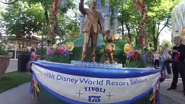Парк Тиволи вдохновил Уолта Диснея